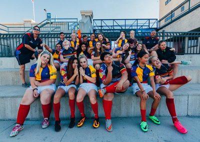 Glendale Girls HS Team