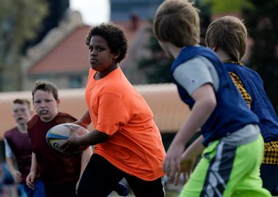Spring Youth Rugby