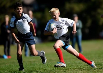 Raptors u11 Try Rugby Game