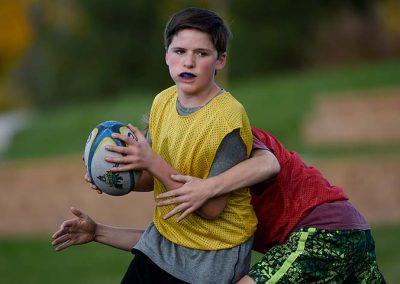 Fall Rugby