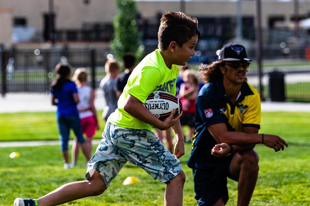 Youth Development Through Sport